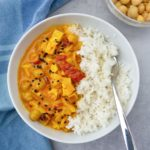 Yellow Curry Tofu