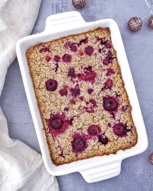 Baked Oatmeal Mini