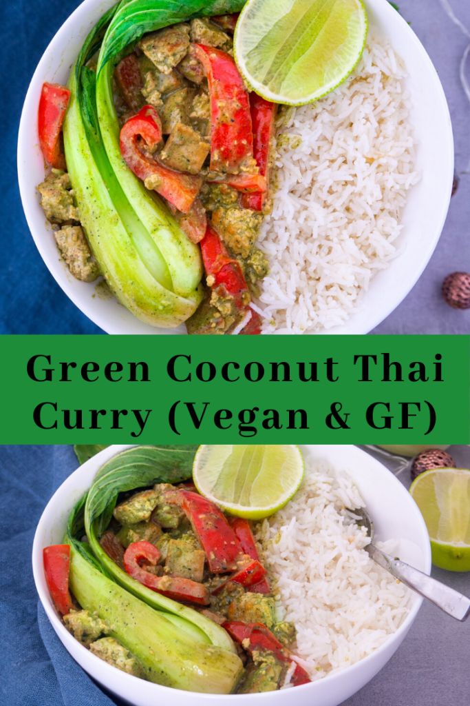 Green Coconut Thai Curry
