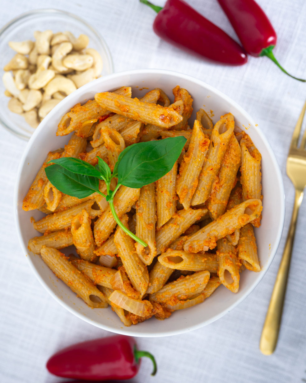 Penne Calabrese
