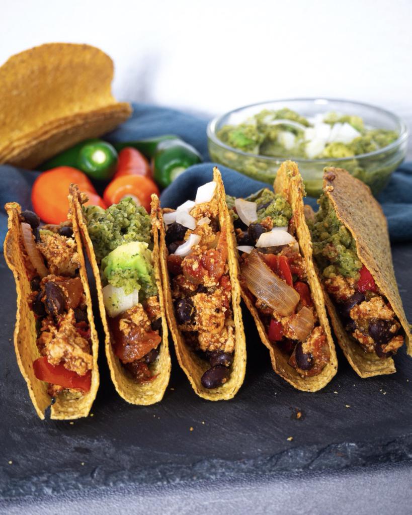 Leckeres Taco Rezept