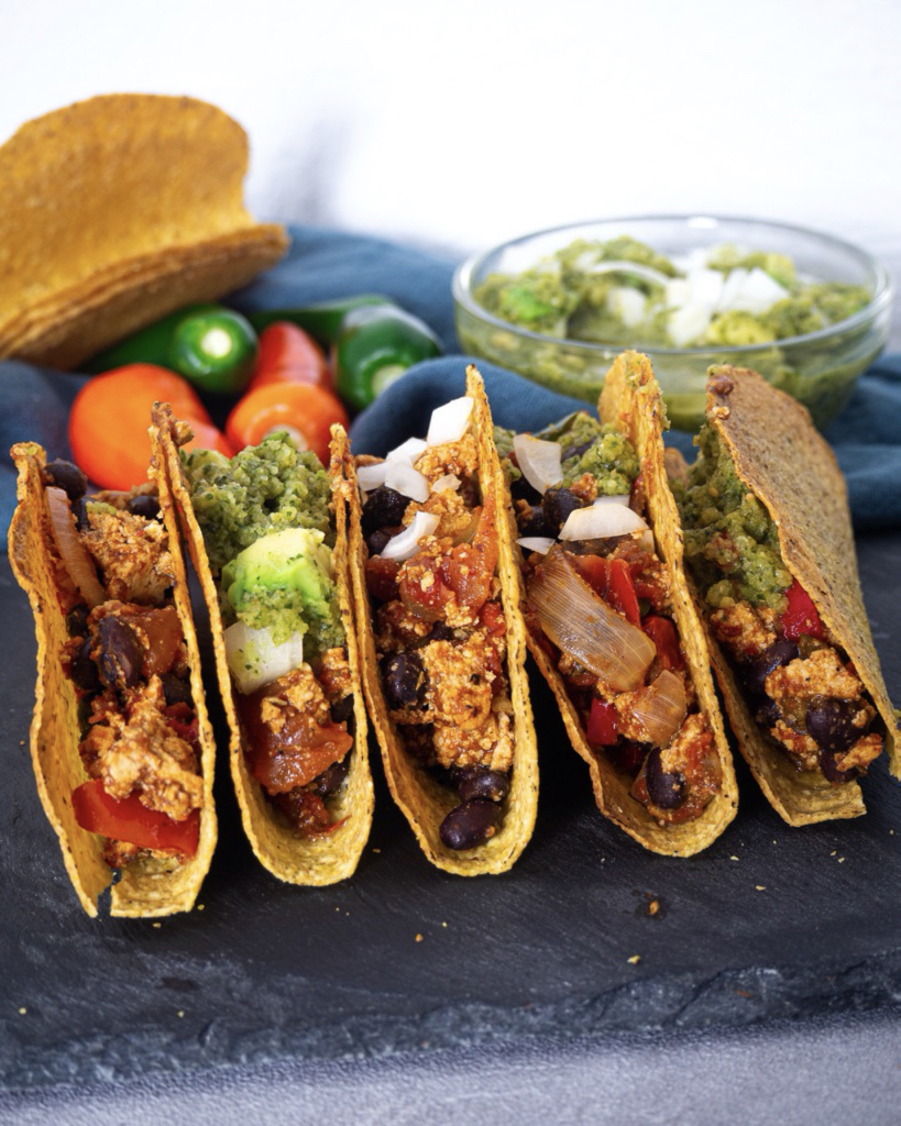 Salsa Verde Taco