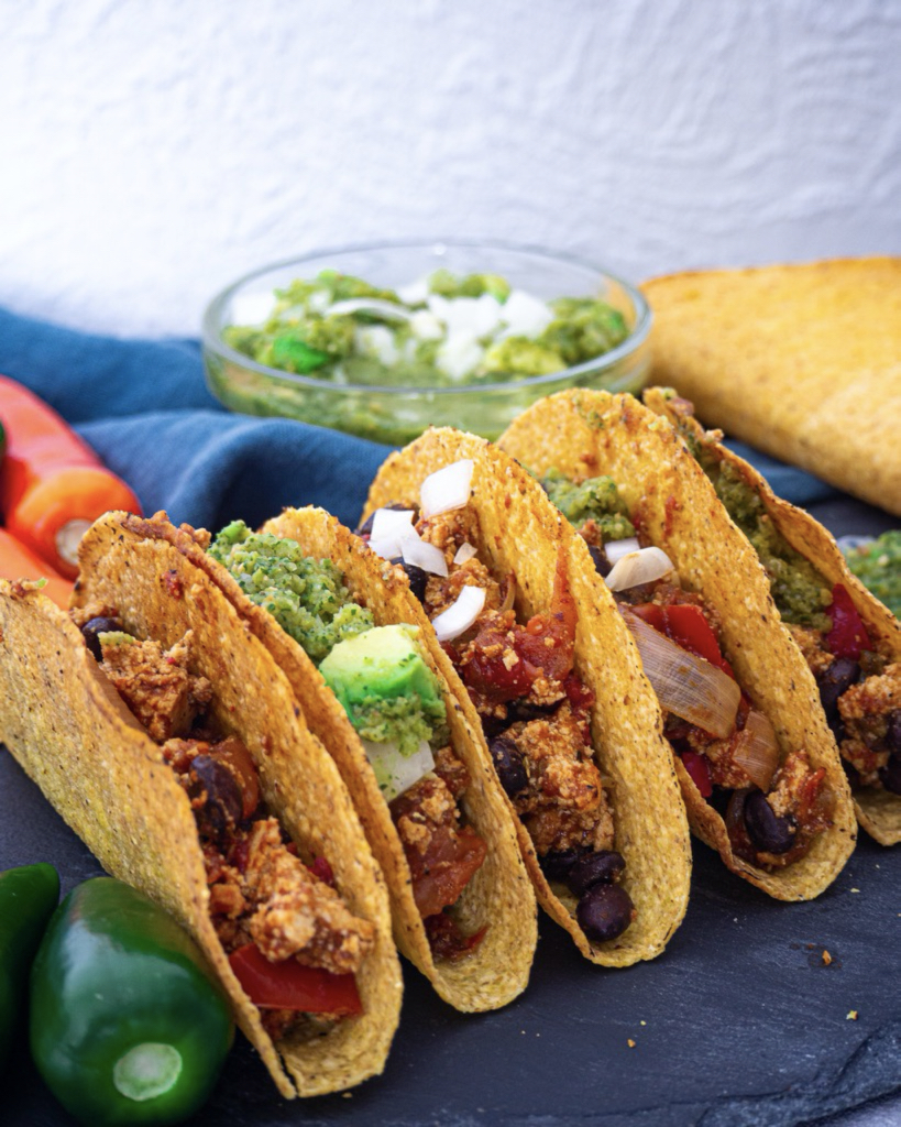 Taco Rezept Vegan