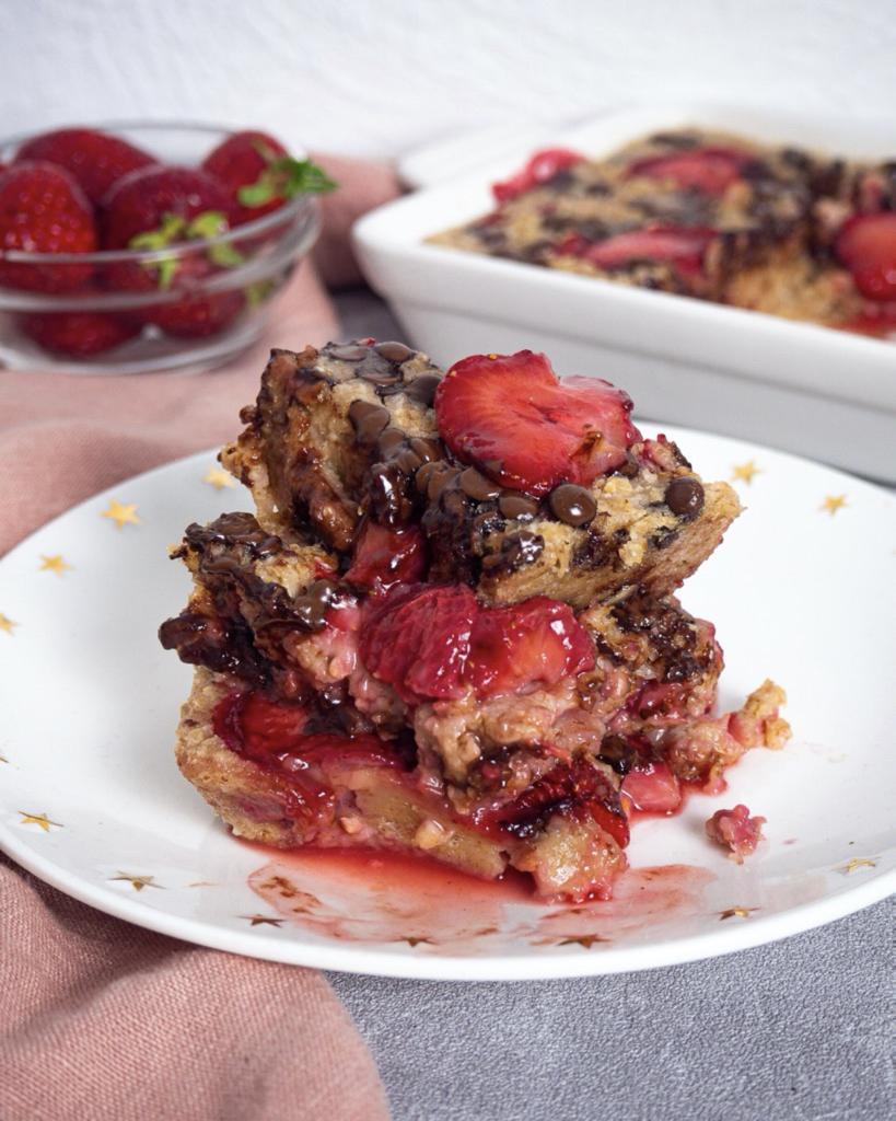 Vegan Baked Oatmeal