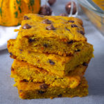 Pumpkin Bars Mini