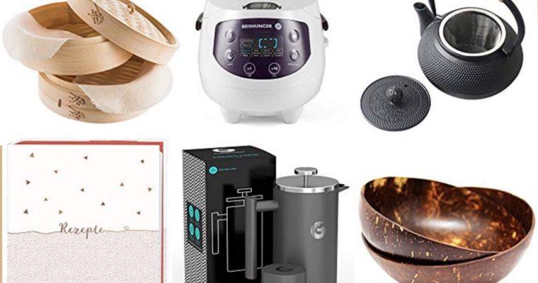 18 nachhaltige und praktische Geschenke, über die sich jeder Foodie freut!