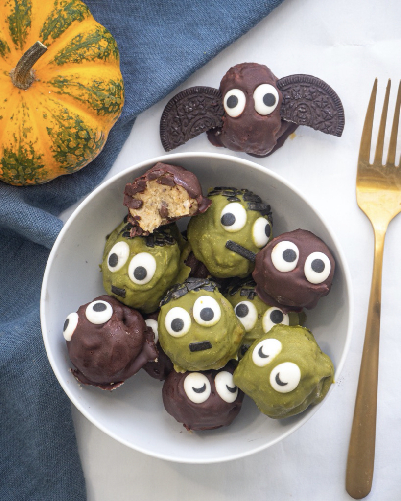 Halloween Cookie Dough