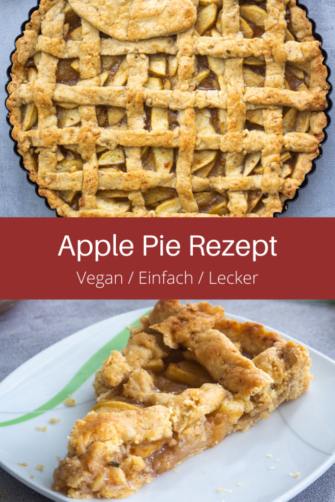 Veganer Apple Pie