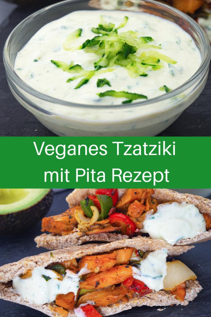 Veganes Tzatziki