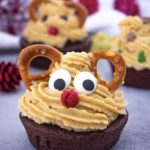 Cupcake Reindeer Mini