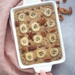 Baked Oatmeal Basic Recipe Mini