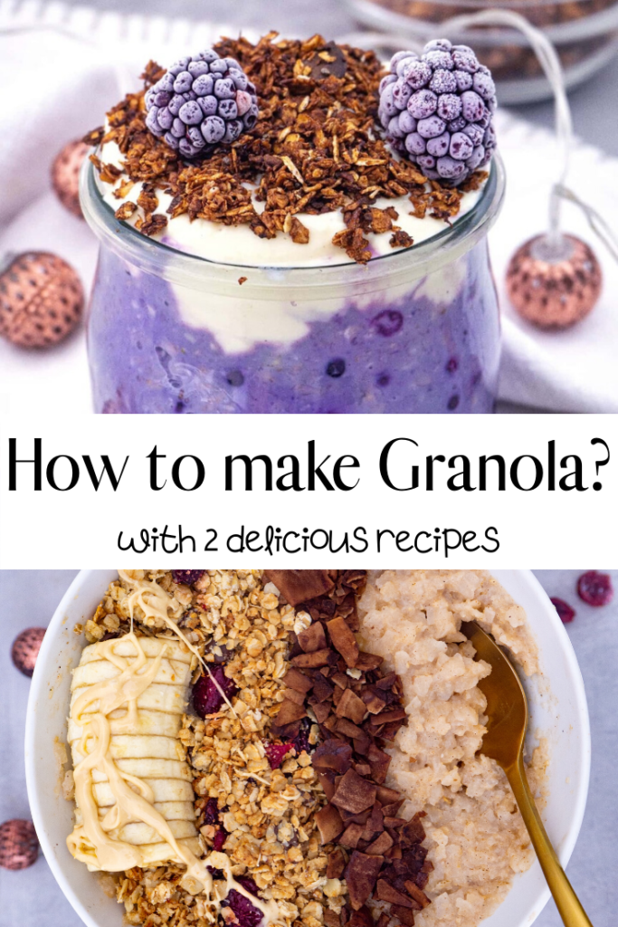 How to make delicious granola