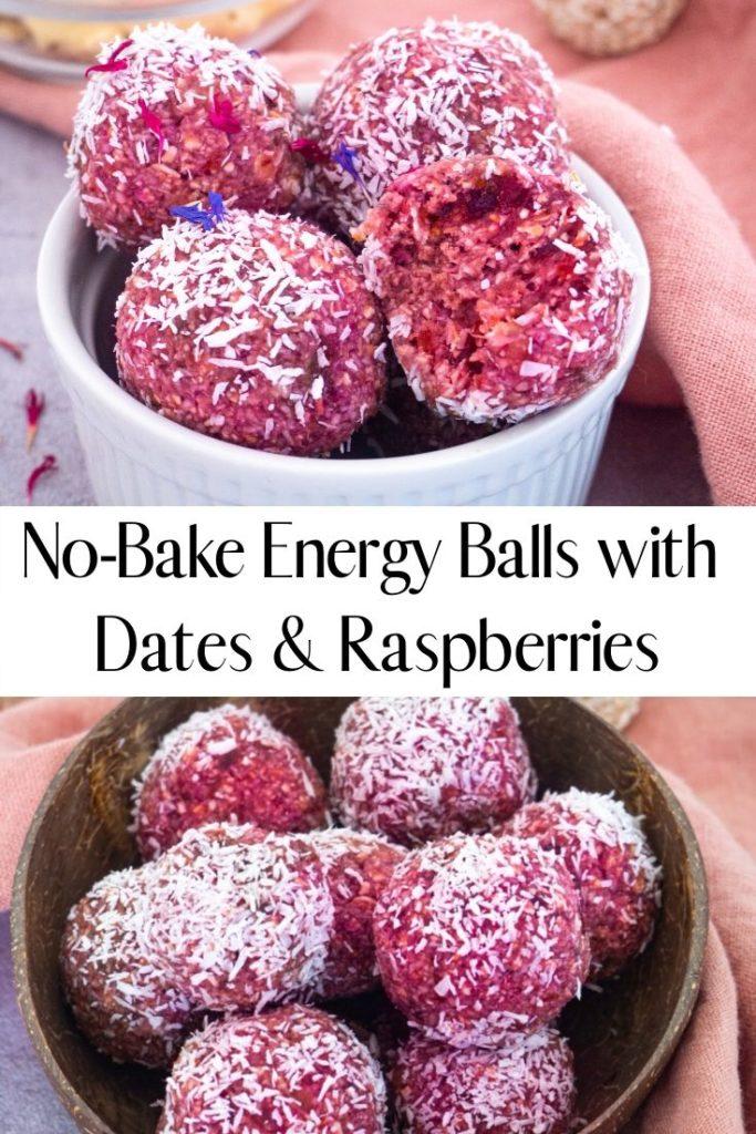 Pinterest No-Bake Energy Balls
