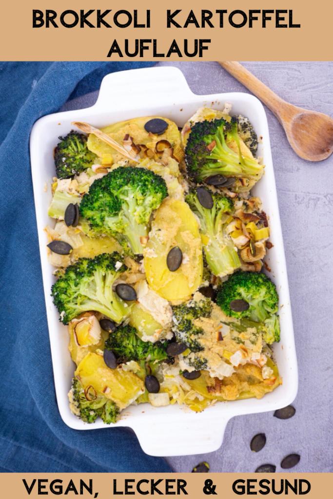 Pinterest Brokkoli Kartoffel Auflauf