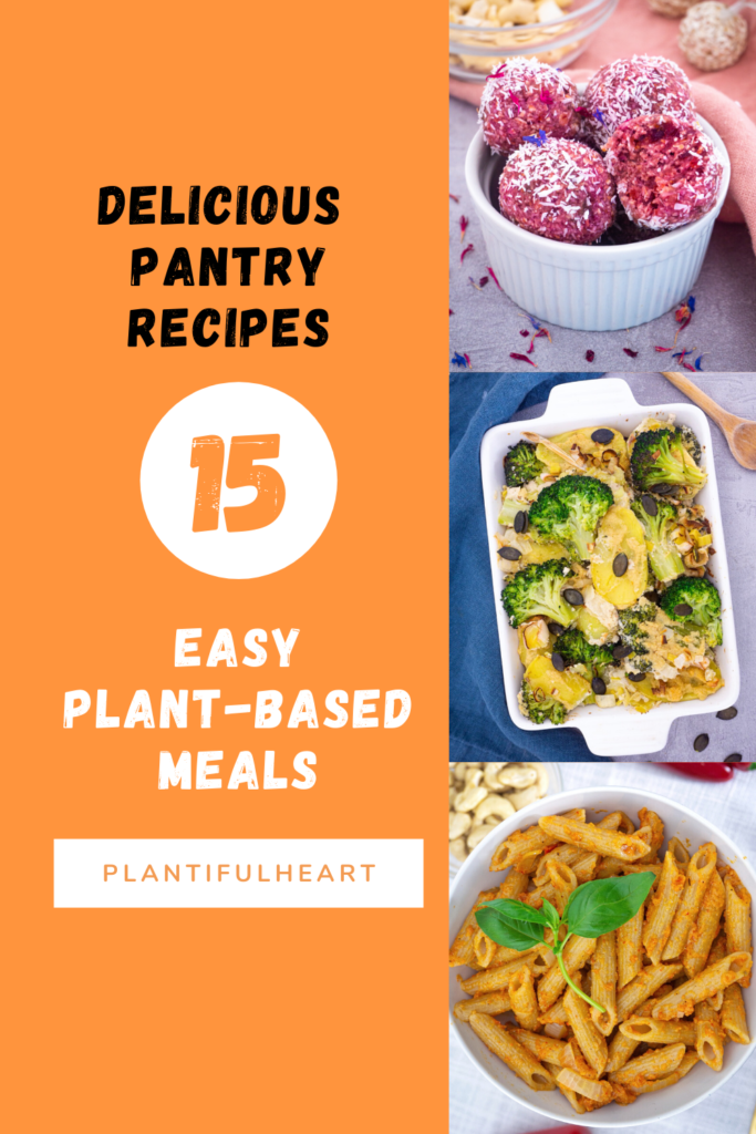 15 easy plant-based meals