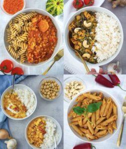 15 einfache vegane Rezepte Kopie