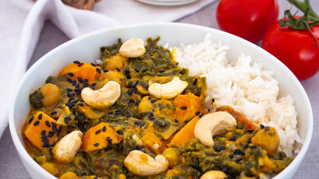 Curry Gemüse