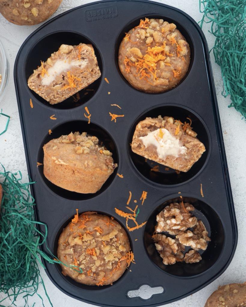 Saftige Muffins Rezept