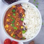 Chili sin Carne Mini
