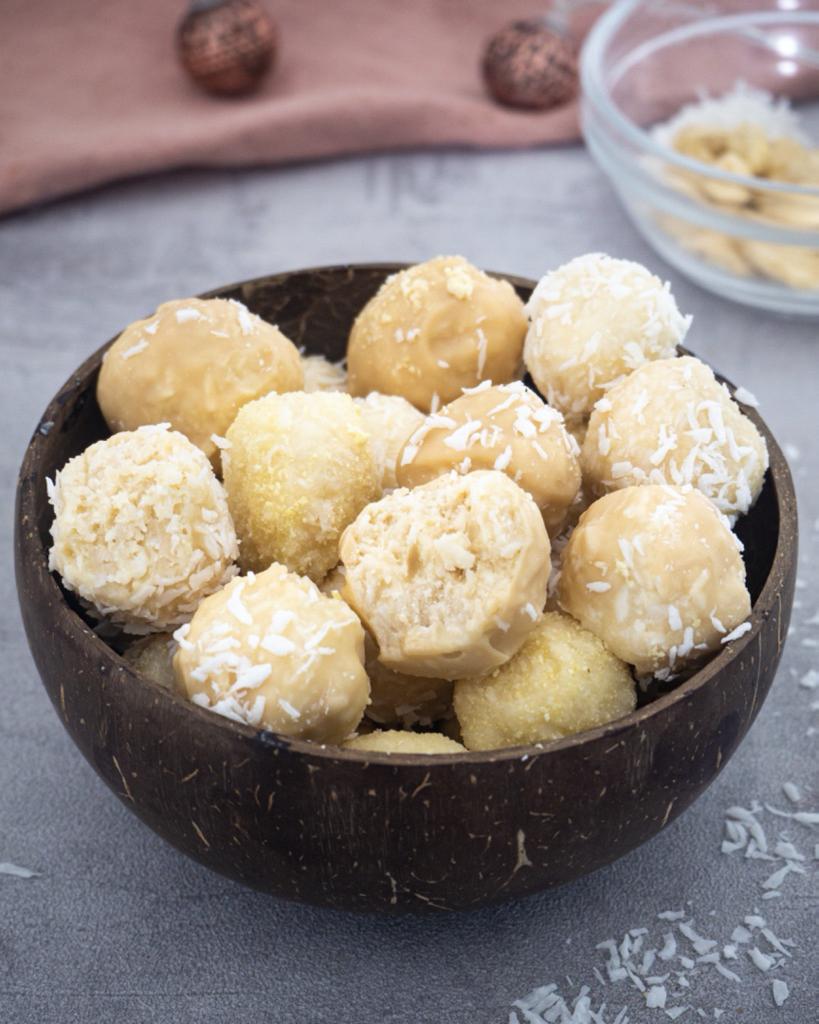 Easy Coconut Balls