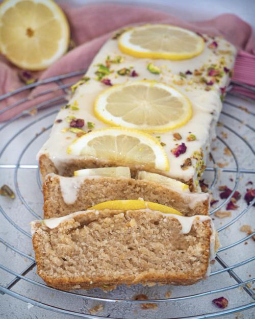 Lemon Cake Mini