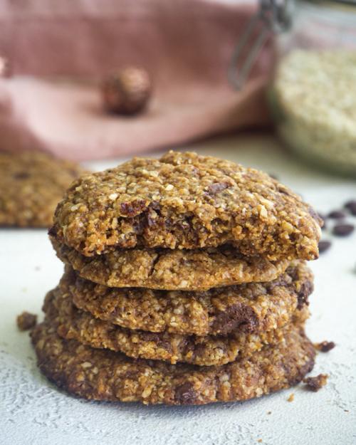Healthy Peanut Butter Cookies Mini