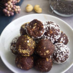 Vegan Energy Balls Mini
