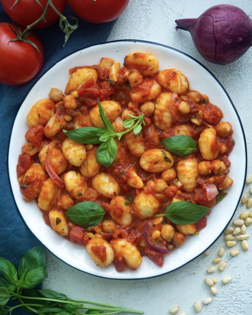 5 Minute Tomato Sauce