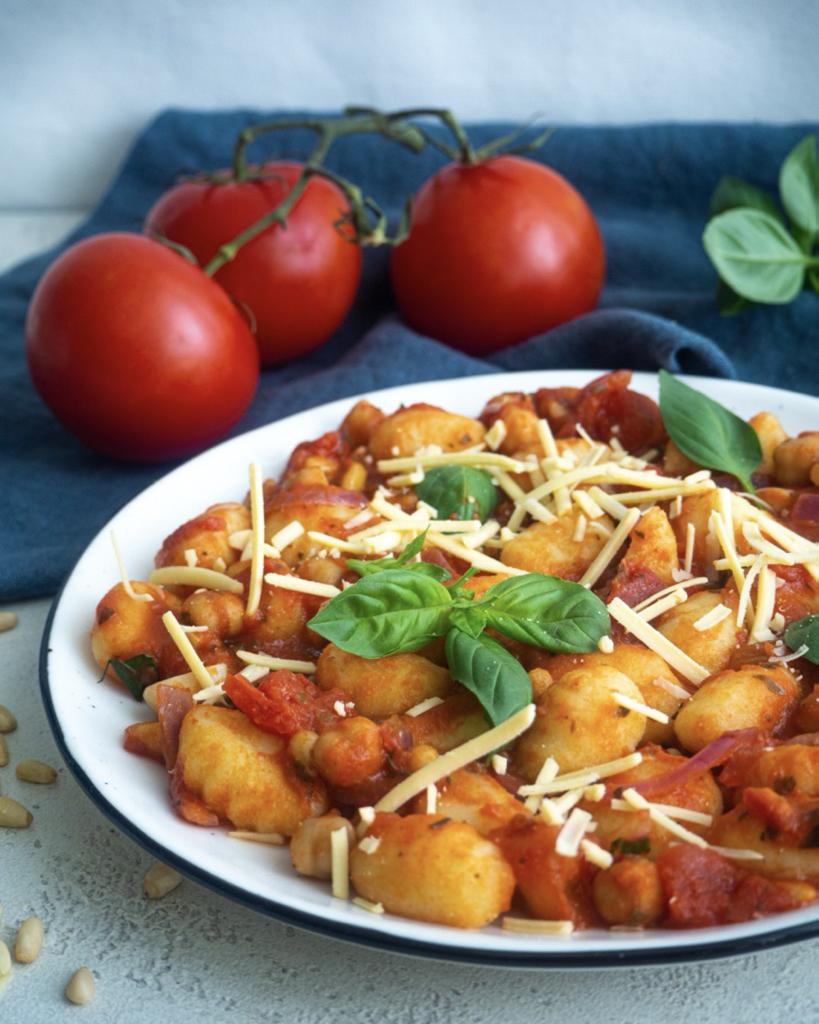 Einfache Tomatensauce