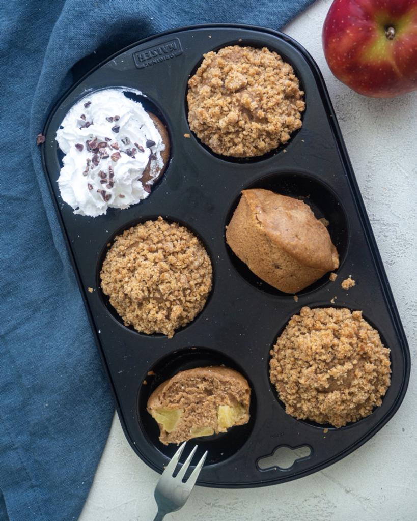Einfaches-Muffin-Rezept