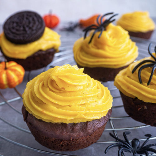 vegan chocolate cupcakes mini