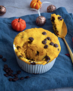 vegan mug cake mini