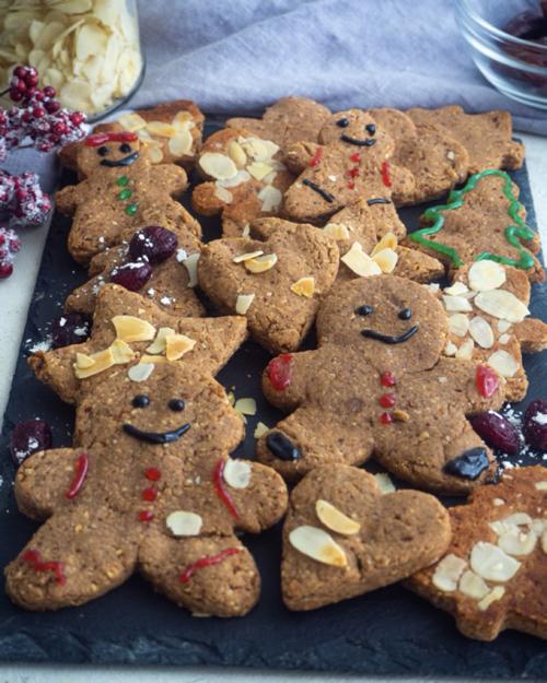 Gesunde Kekse Mini